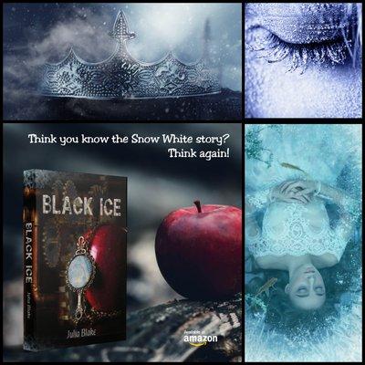 Black Ice collage
