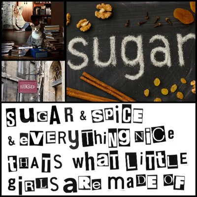 sugar and spice collage 1
